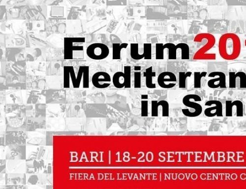 Forum Mediterraneo in Sanità  – 2019